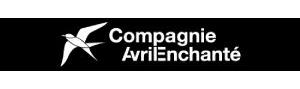 Compagnie Avril Enchanté Logo
